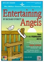 Entertain Angels Poster 200