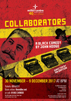 Collaborators poster