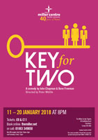 Key for Two poster